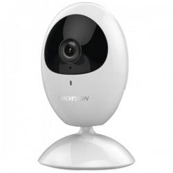 Безжична компактна IP камера Hikvision DS-2CV2U01FD-IW