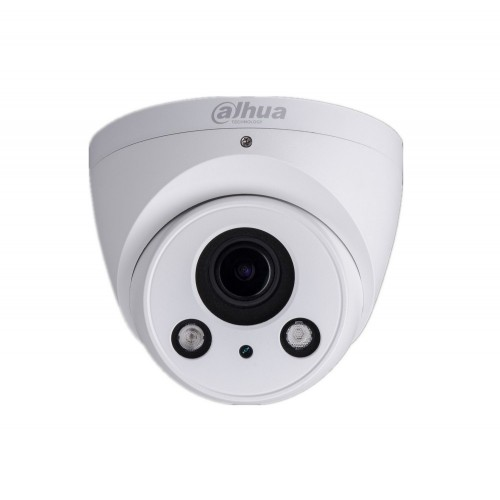 2.0 Mpx IP Куполна камера Dahua IPC-HDW2221R-ZS, моторизиран обектив, IR 60m