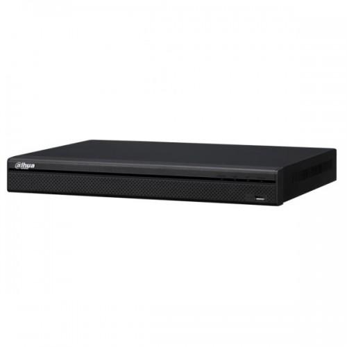 16-канален Мрежови Рекордер Dahua NVR4216-4KS2, запис до 8.0 Mpx, 200 Mbps