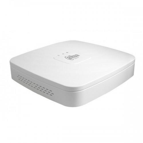 4-канален DVR Рекордер Dahua XVR5104C, за камери до 2.0 Mpx (CVI/TVI/AHD/CVBS)