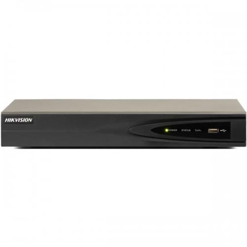 8-канален NVR мрежов видеорекордер Hikvision DS-7608NI-E1 запис до 6 Mpx