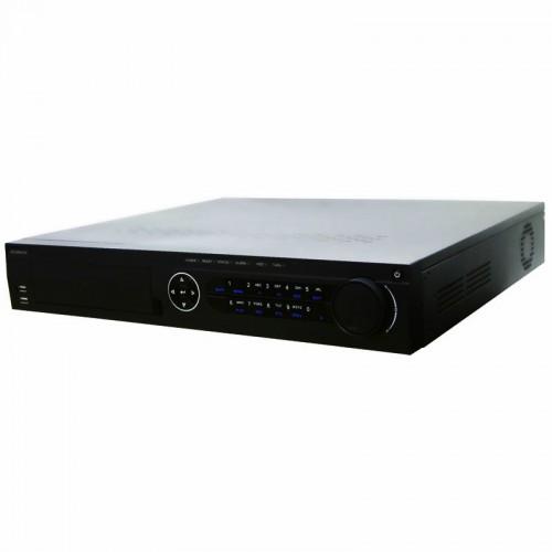 NVR Мрежови Рекордер Hikvision, 32-канален 6.0Mpx