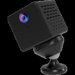 Безжична Wi-Fi вградена батерия камера с микрофон 2.0Mpx Full HD