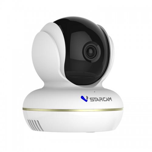 Въртяща Wi-Fi Камера с вграден микрофон и говорител VStarcam C22S